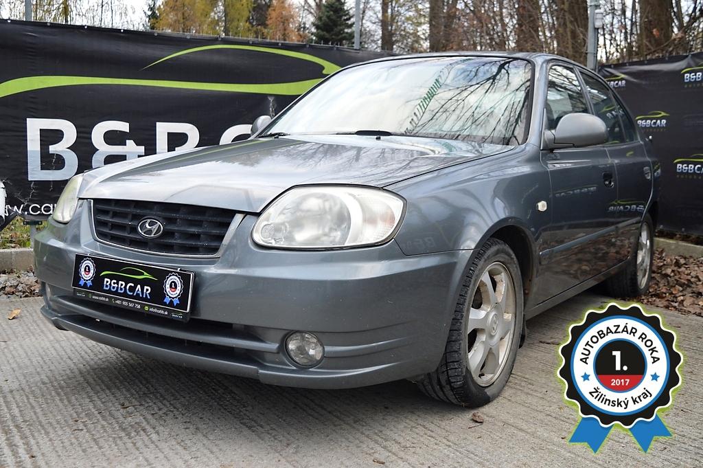 Hyundai Accent 1.5 CRDi  60 kW