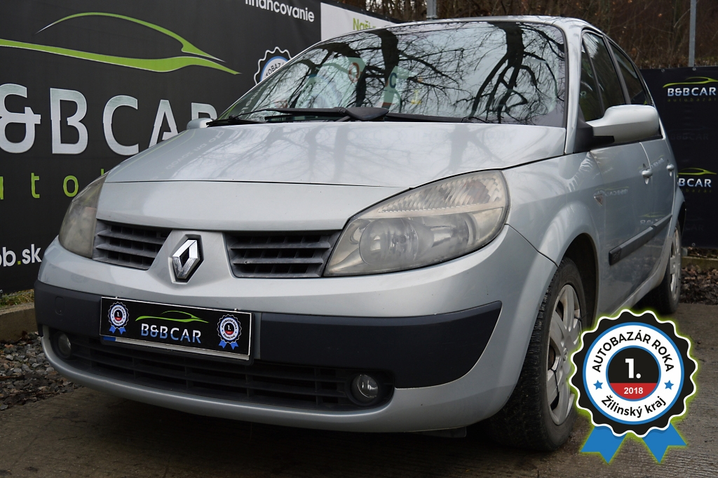 Renault Scénic 1.9 DCi 88kW