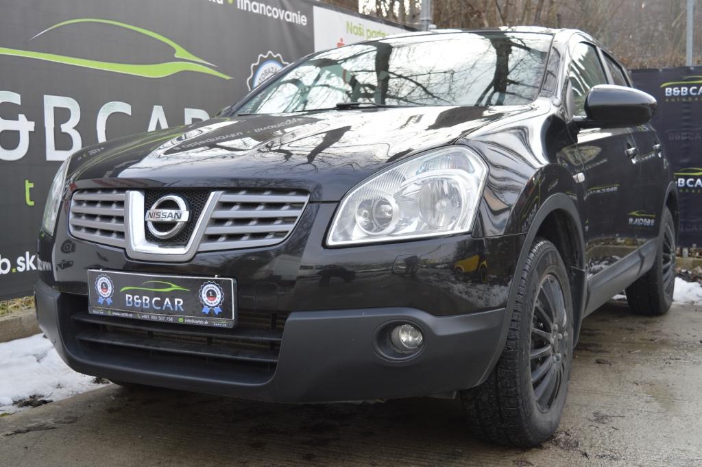 Nissan Qashqai 2.0 CDi 110kW