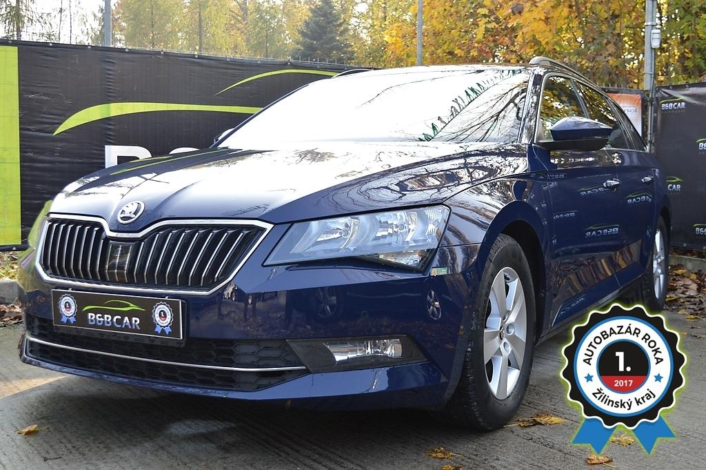 Škoda Superb Combi 2.0 TDI 110 kW Style