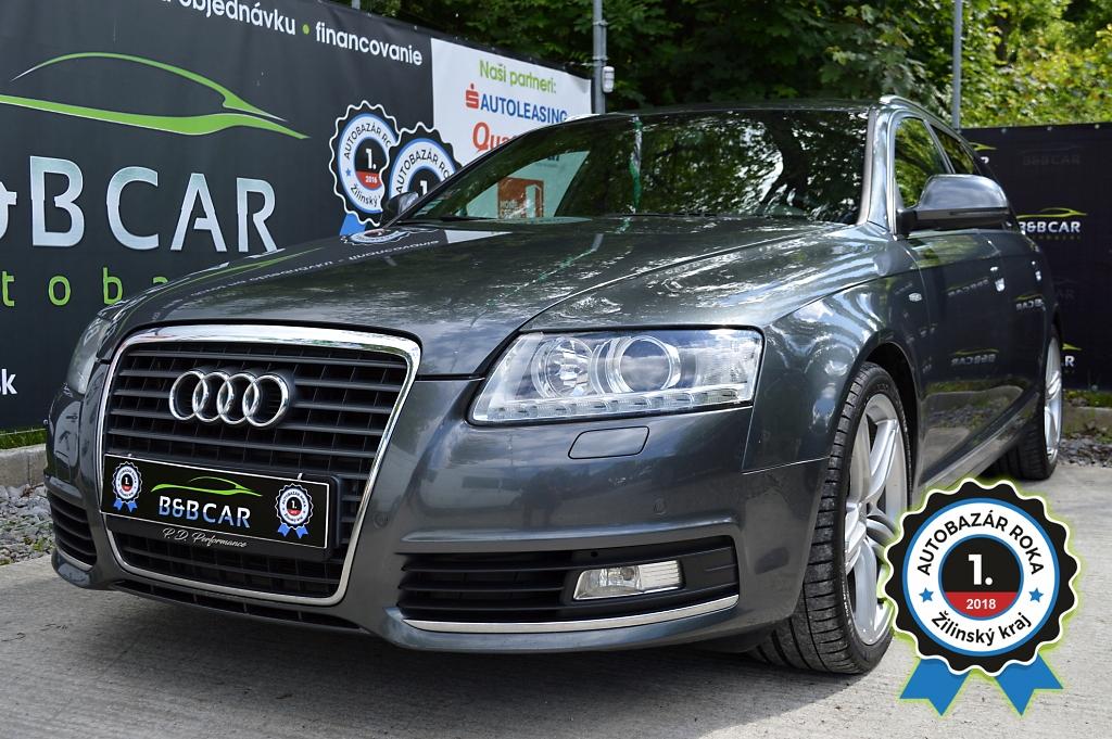 Audi A6 2.0 TDI S-line 125 KW