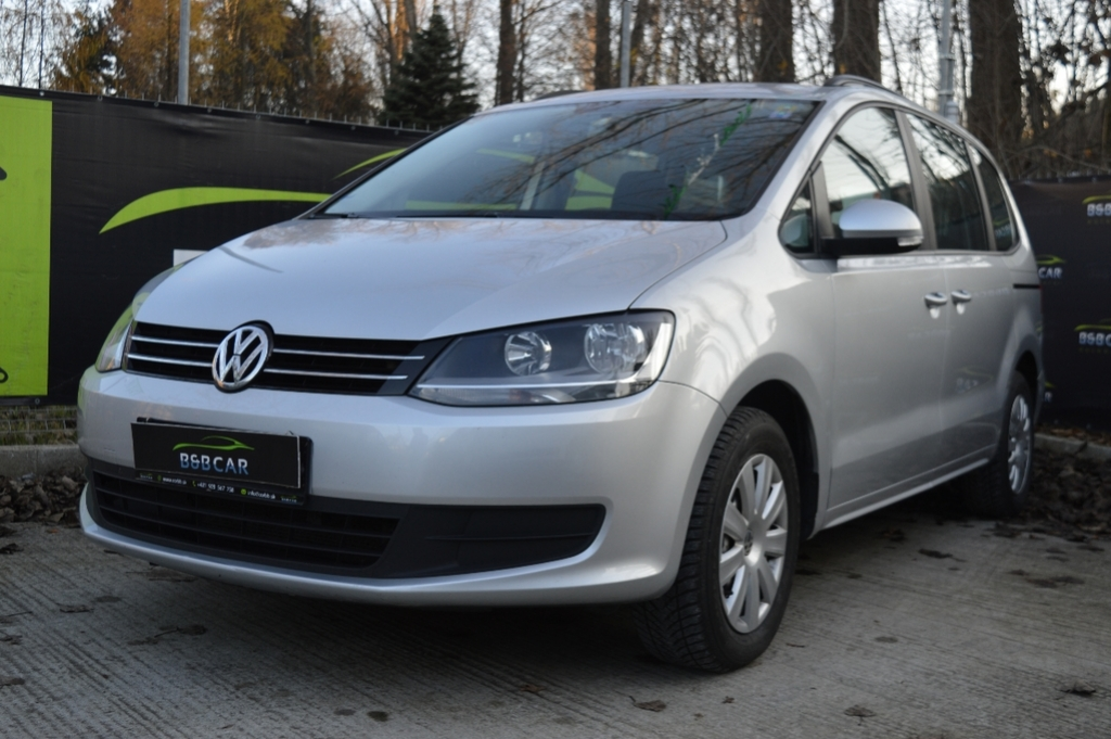 Volkswagen Sharan 2.0 TDI TRENDLINE