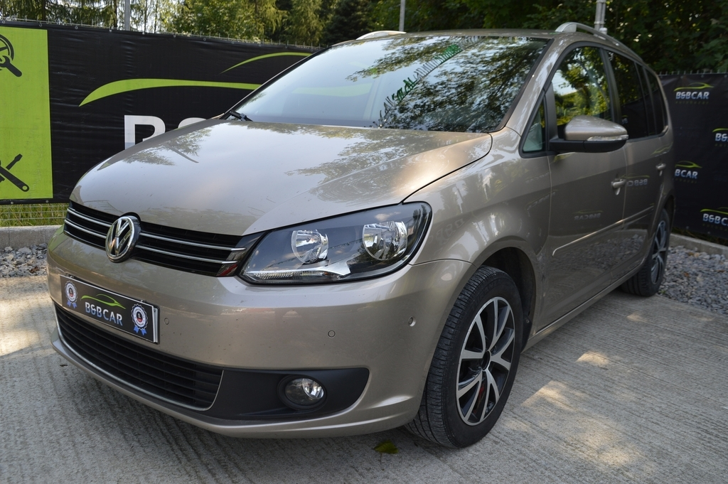 Volkswagen Touran 1.6 TDI Highline