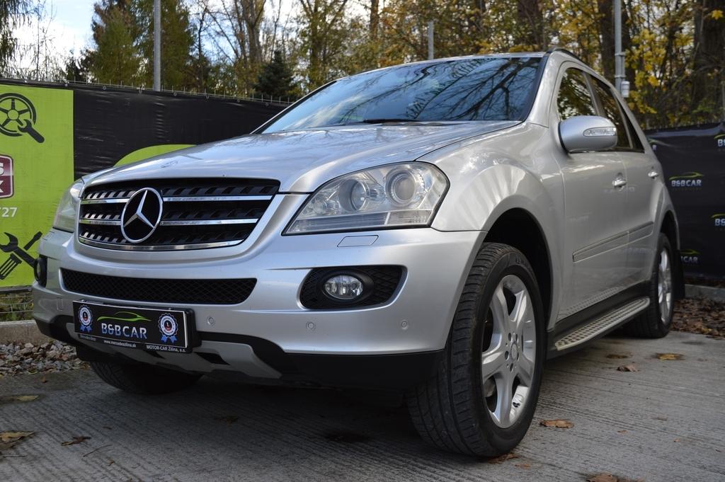 Mercedes M trieda ML 320 CDI