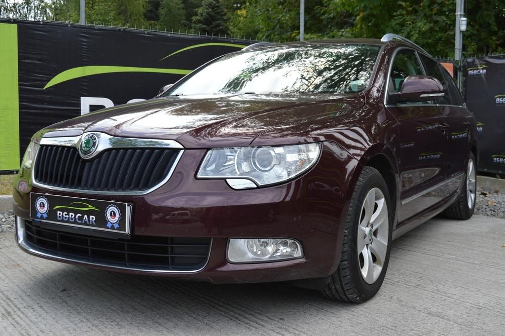 Škoda Superb Combi 1.6 TDI 77kW