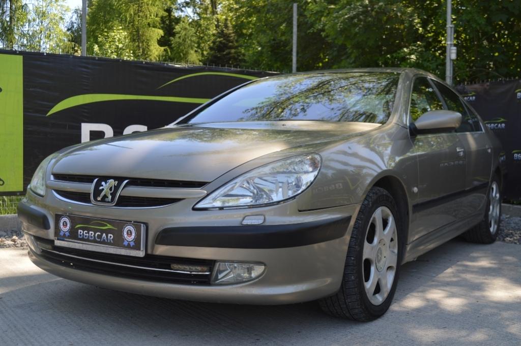 Peugeot 607 2.2 HDi Ebene A/T