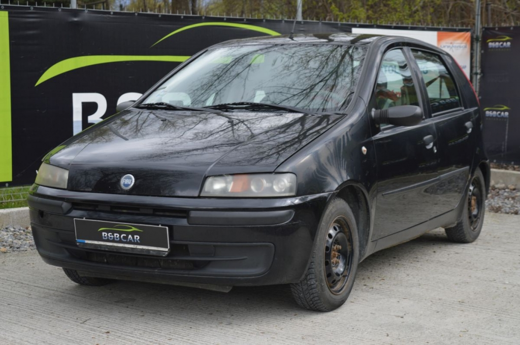 Fiat Punto 1.2 + LPG