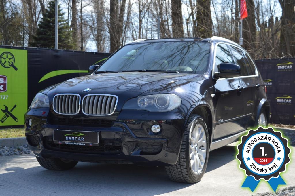 BMW X5 xDrive30d (E70)