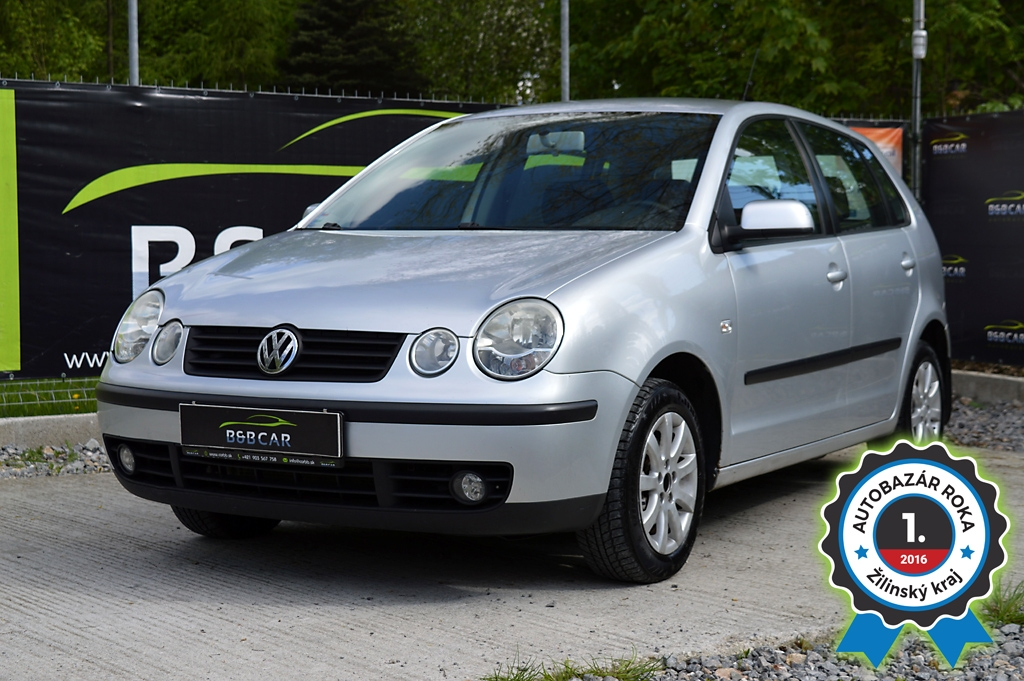 Volkswagen Polo IV 1.4 16V Basis Cool