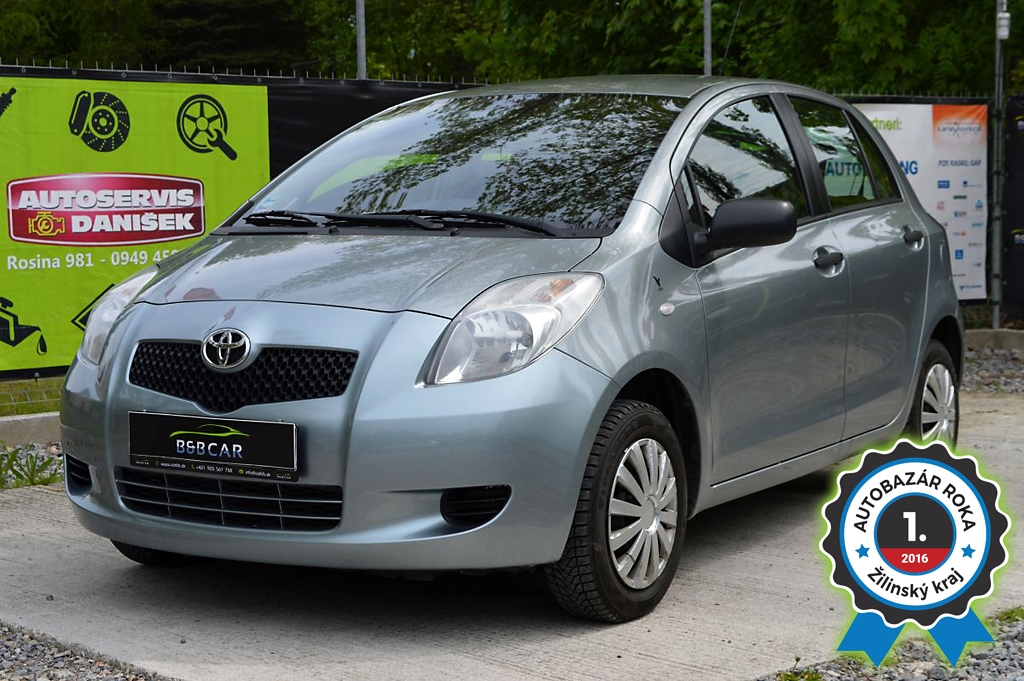 Toyota Yaris 1.0 VVT-I Base Cool