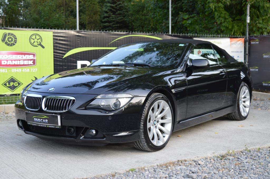 BMW 650i Ci / Cabrio A/T (E64)