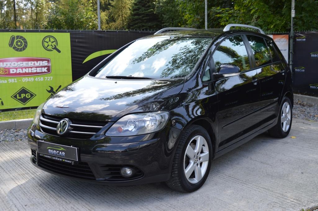 Volkswagen Golf Plus V 1.9 TDI United