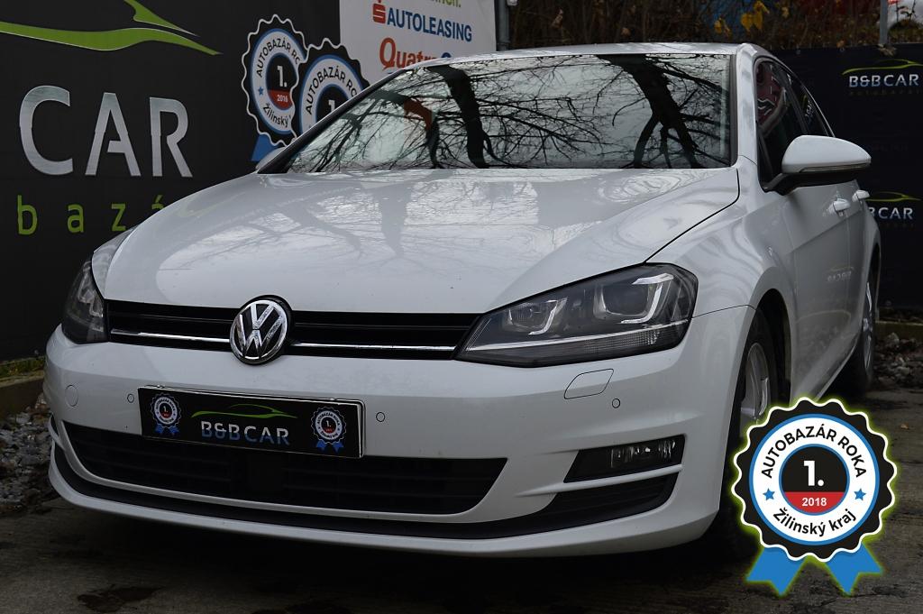 Volkswagen Golf VII 1.6 TDI 77kW