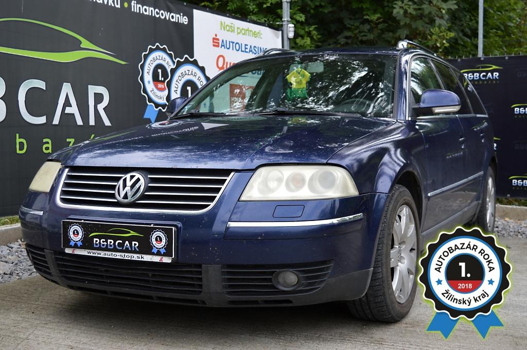 Volkswagen Passat Variant 1.9 TDi 96 KW