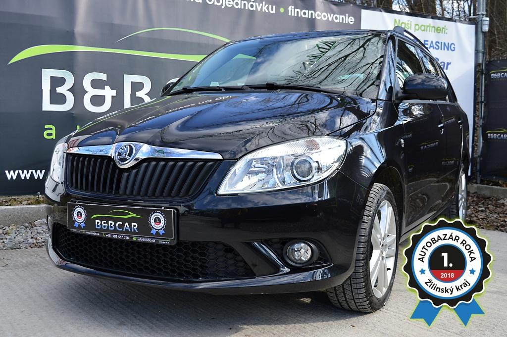 Škoda Fabia 1.6 TDI Elegance