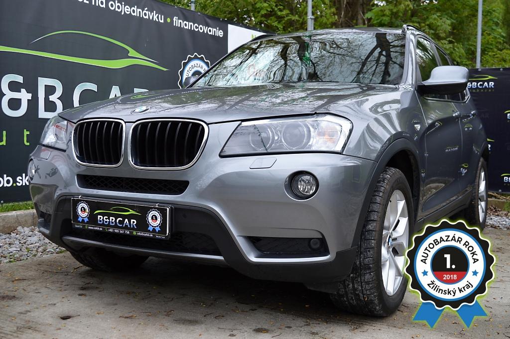 BMW X3 2.0 d 135kW