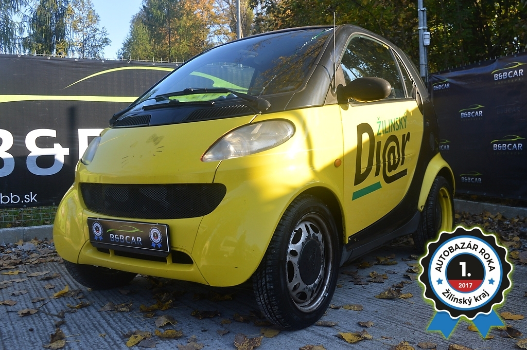 Smart Fortwo 0.6  T