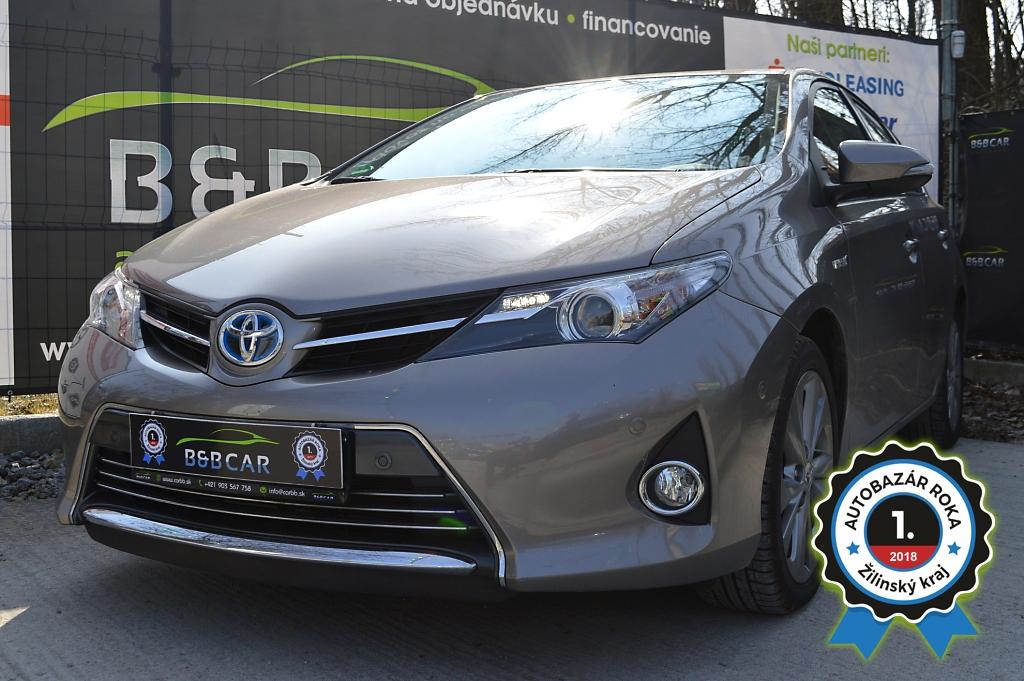 Toyota Auris 1.8 I VVT-i HybridSD Style