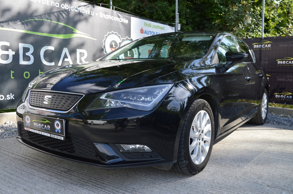 Seat Leon 1.6 TDI 81 kW Ecomotive