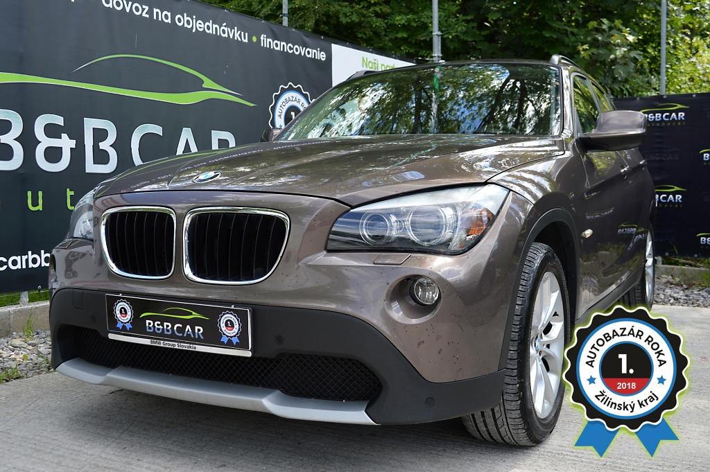 BMW X1 2.0d 105 KW