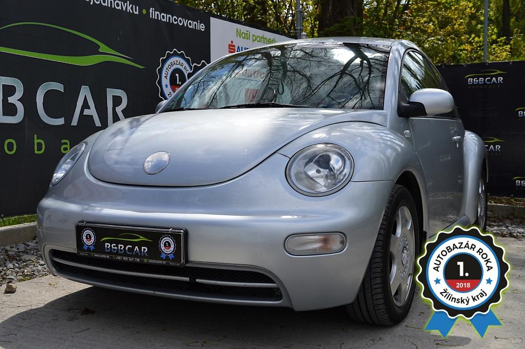 Volkswagen New Beetle 1.9 TDI 74 KW