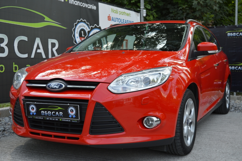 Ford Focus Combi Bussiness edition Xenon 1.6 TDCi 77kW