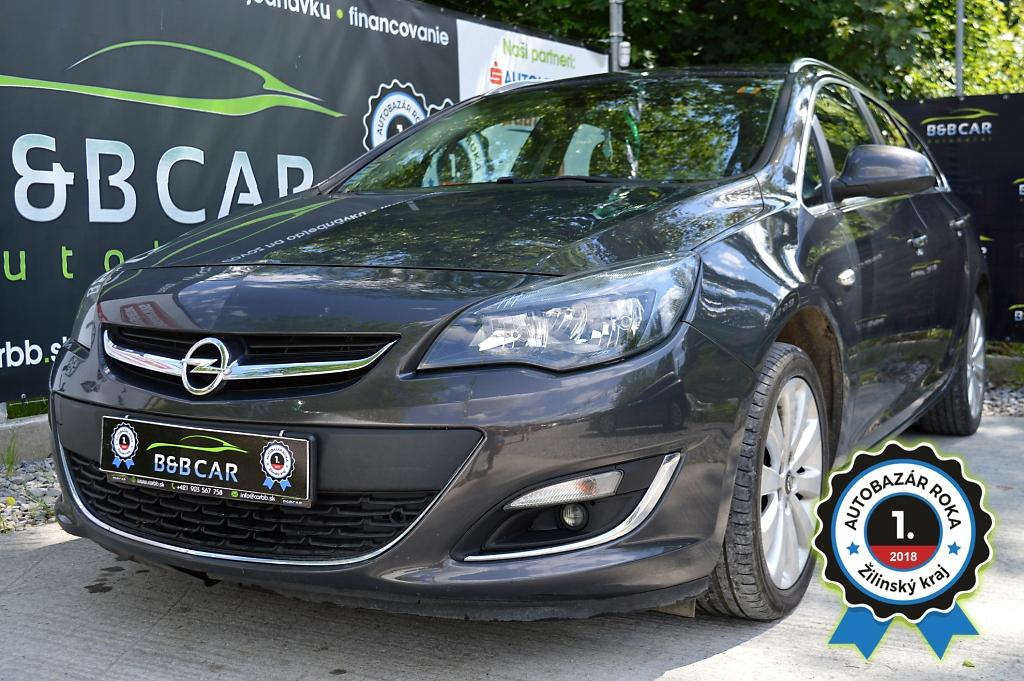 Opel Astra Caravan 1.4 Ti 103kW