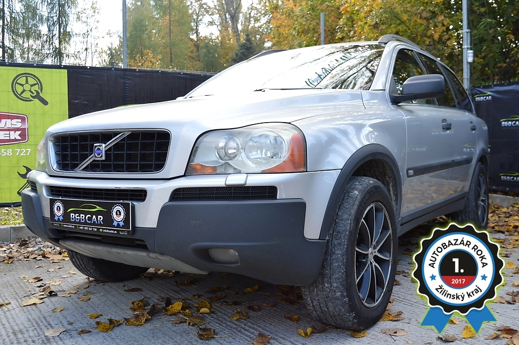 Volvo XC90 2,4 D  120 kW