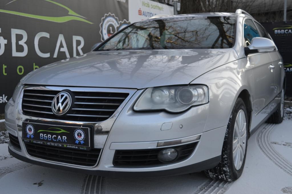 Volkswagen Passat Variant 4 MOTION 2.0 TDI 103 KW