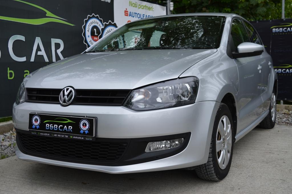 Volkswagen Polo 1.2i 51kW