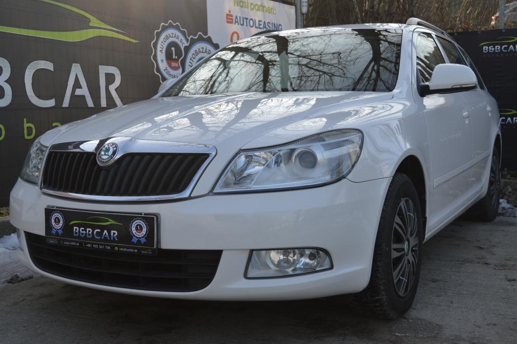 Škoda Octavia Combi II FL. 1.6 TDI 77kW