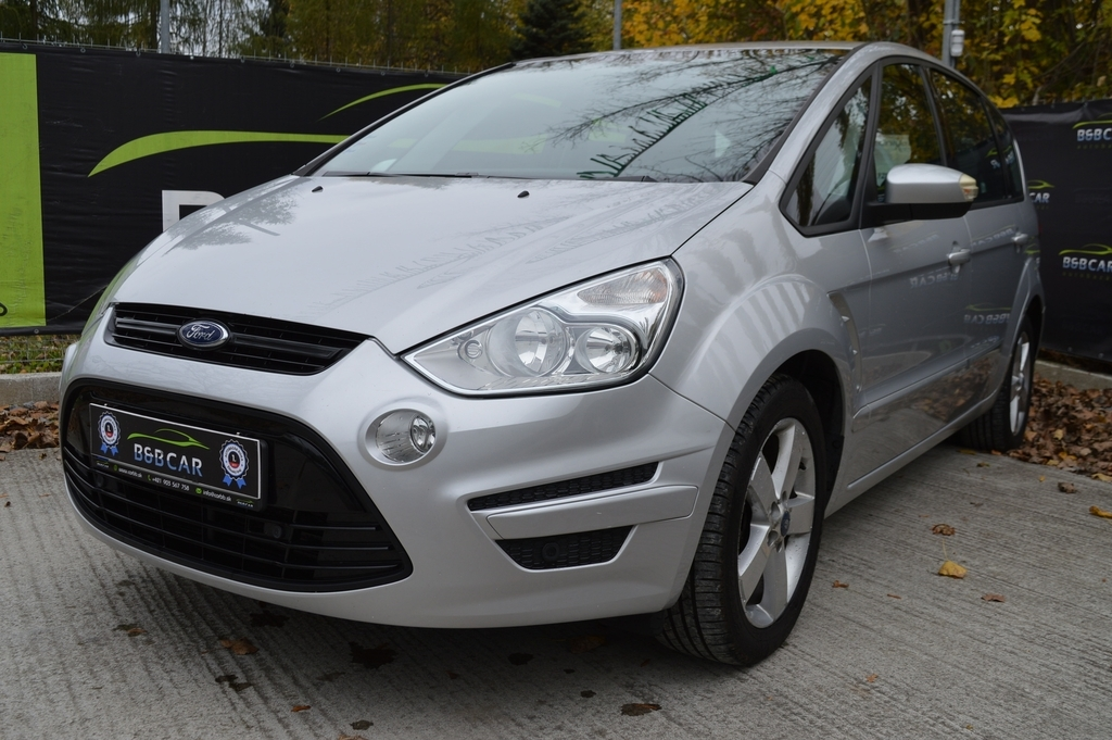 Ford S-Max 1.6 TDCi   85 kW