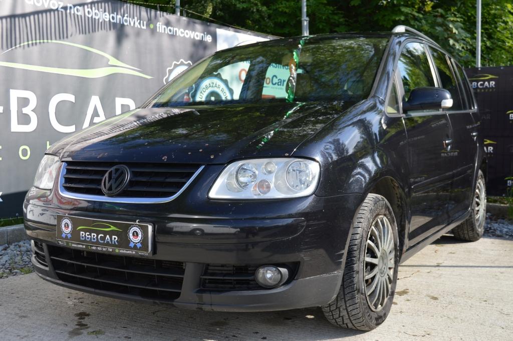 Volkswagen Touran 2.0 TDI 103kW