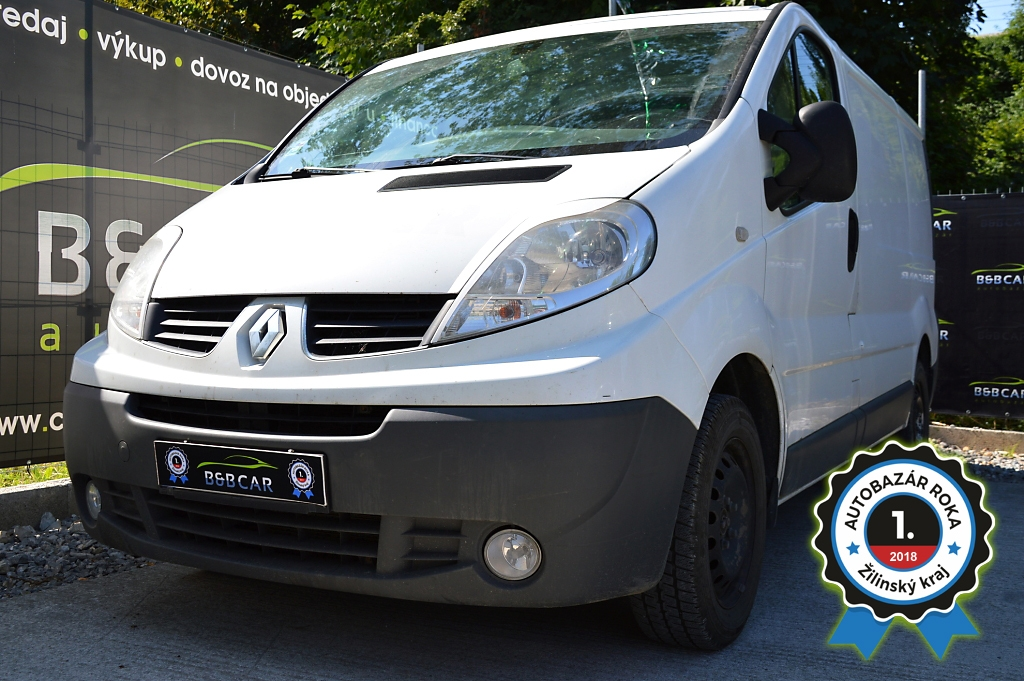 Renault Trafic Bus 2.0 dCi 84kW