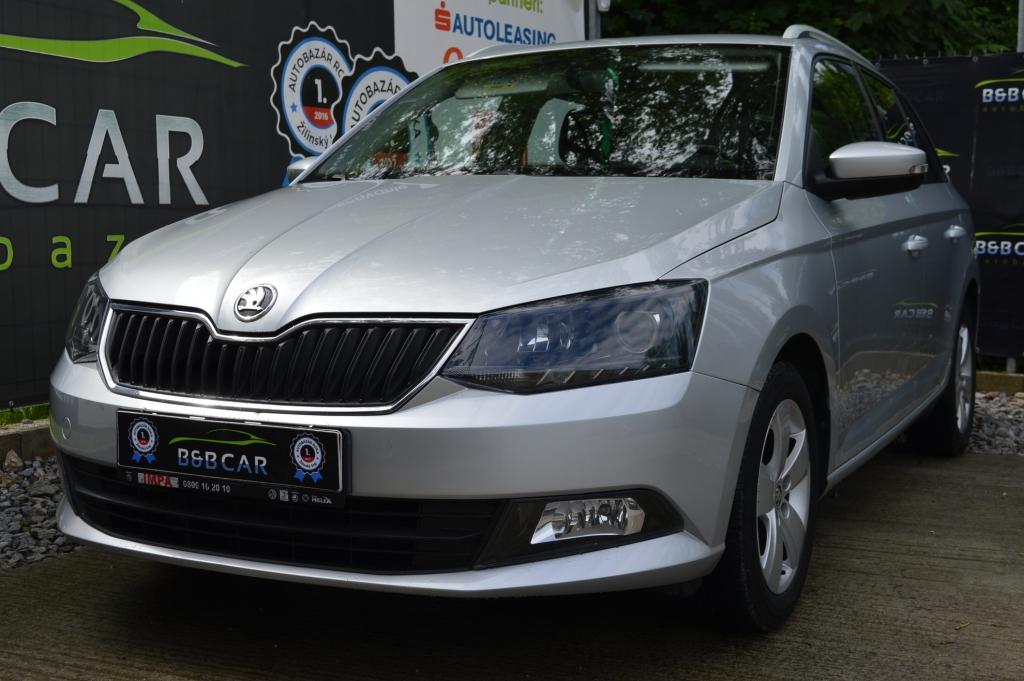 Škoda Fabia Combi 1.0i 55kW