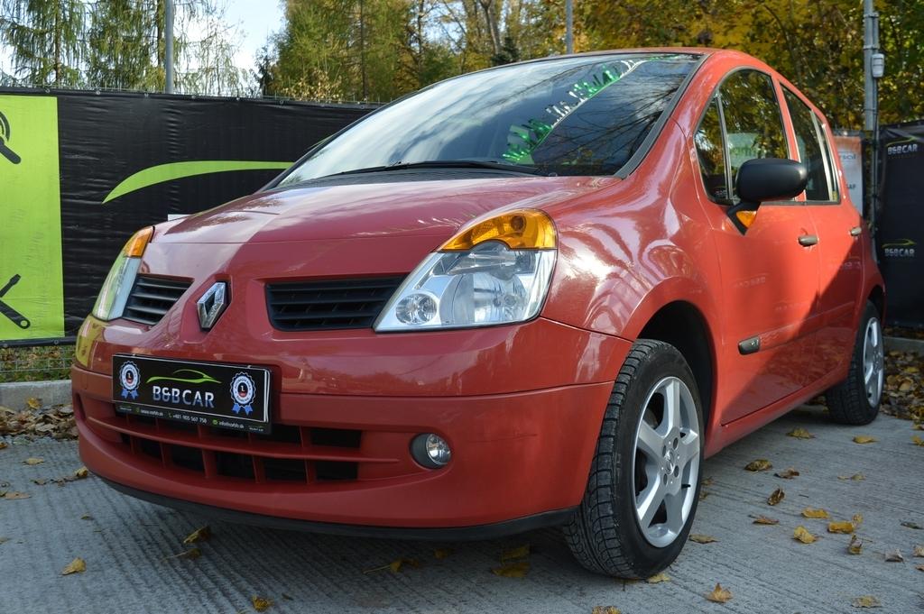 Renault Modus 1.2 48 KW