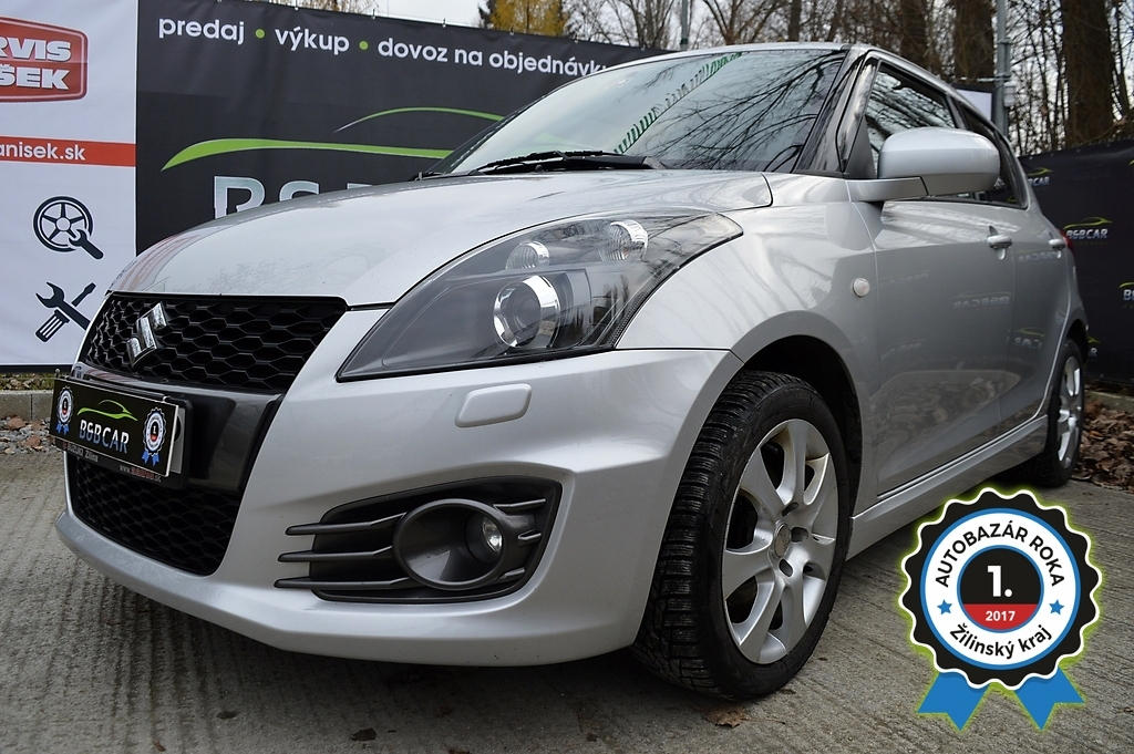 Suzuki Swift 1.6 VVT SPORT