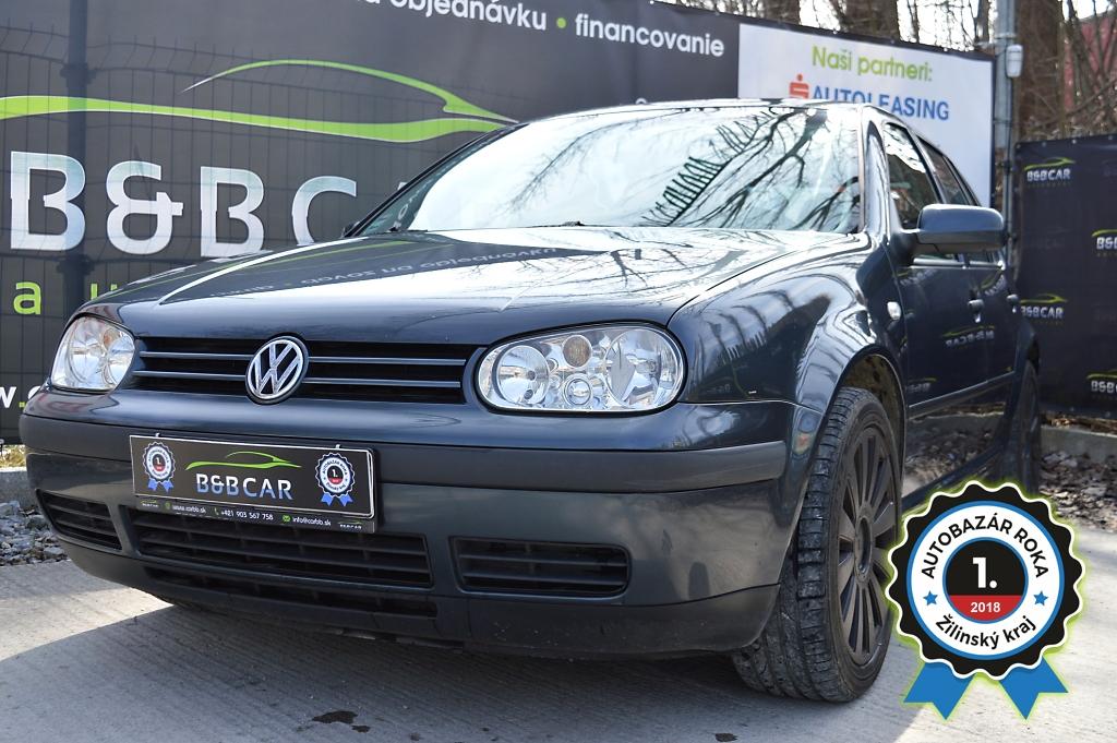 Volkswagen Golf 1.6i 77kW