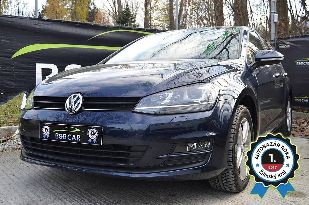 Volkswagen Golf VII 2.0 TDI BMT 150k Comfortline Slovakia 4-Motion