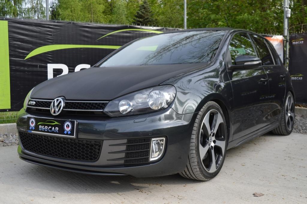 Volkswagen Golf VI 2.0 TDI GTD