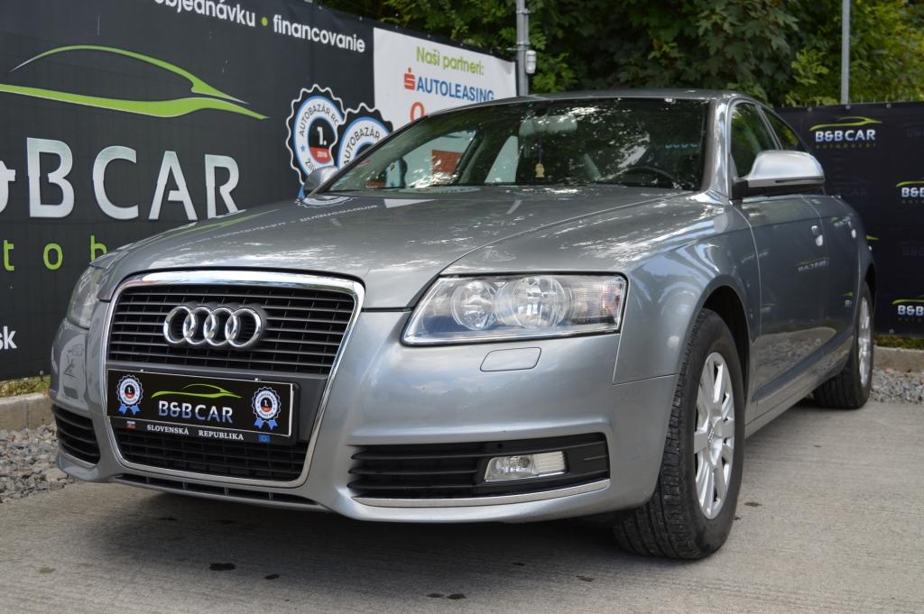 Audi A6 2.7 TDI 140kW