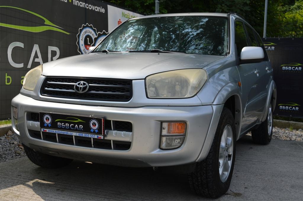 Toyota RAV4 2.0 100 KW