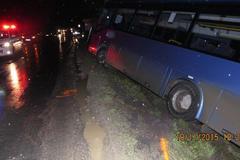 Opitý vodič autobusu havaroval mimo služby