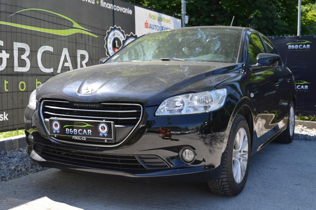 Peugeot 301 1.2 53 KW