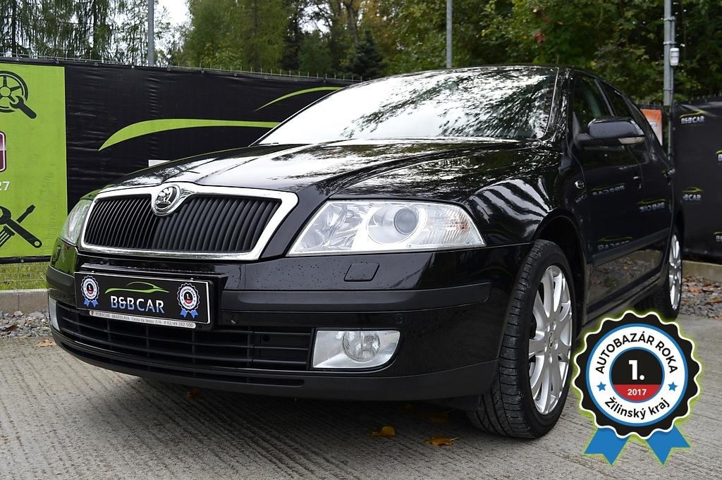 Škoda Octavia II 2.0 TDI L&K DSG