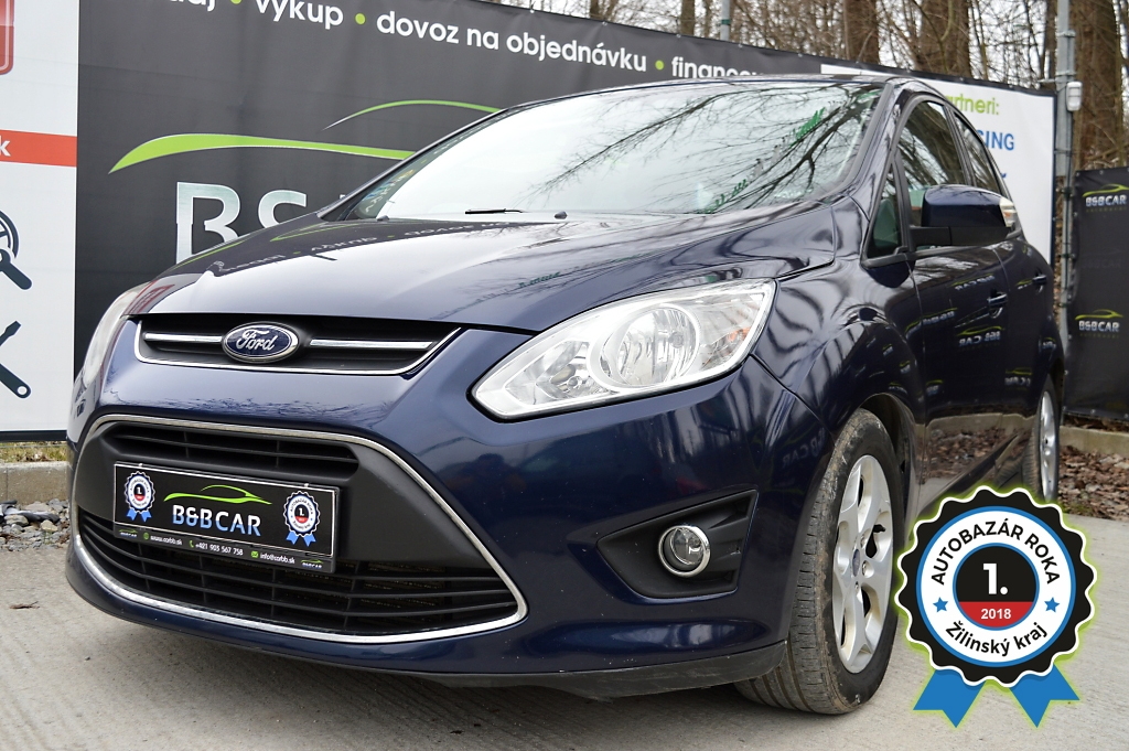 Ford C-Max 2.0 TDCi 120kW