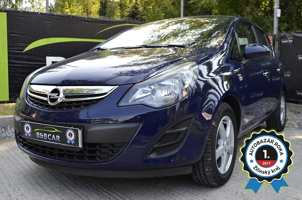 Opel Corsa 1.2 16V Selection 63kW