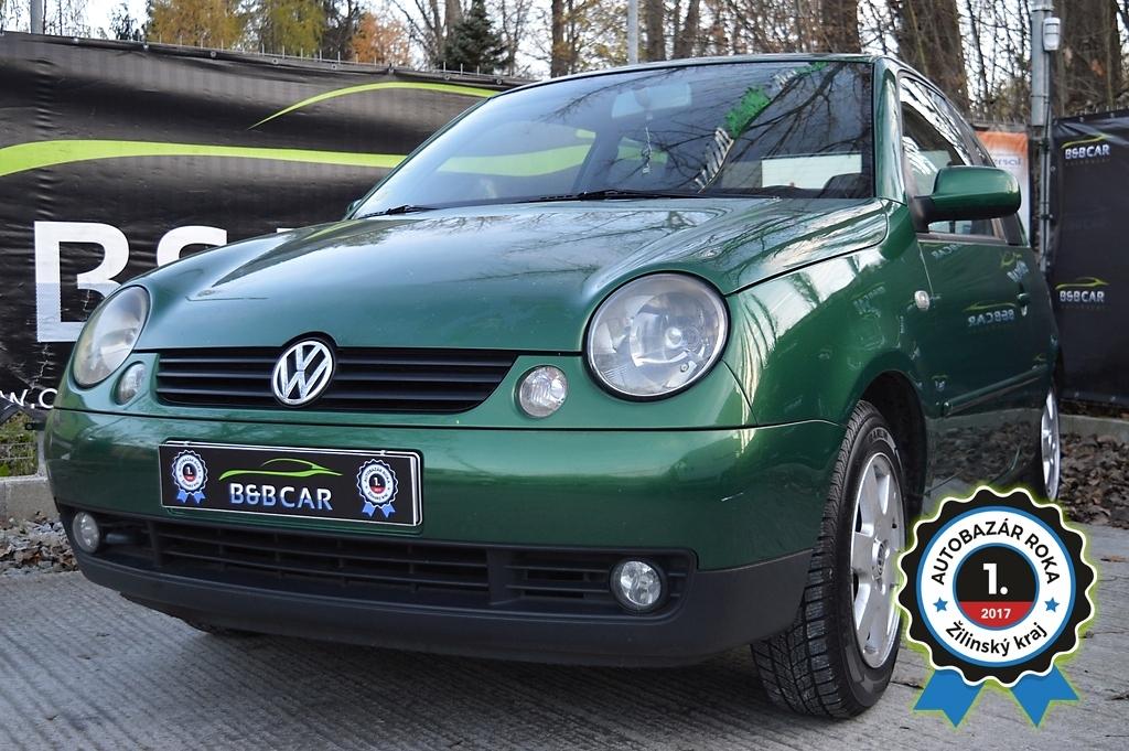 Volkswagen Lupo 1.4TDI  55kW