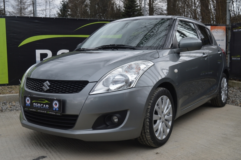 Suzuki Swift 1.2 AAC GS