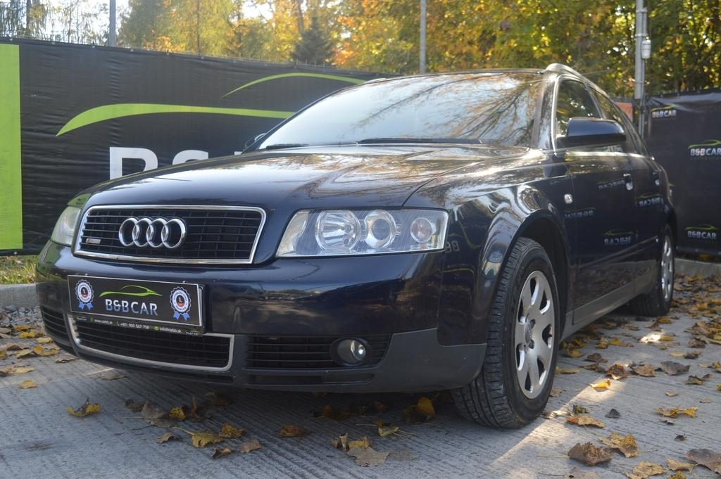 Audi A4 1.9 TDI 96 KW